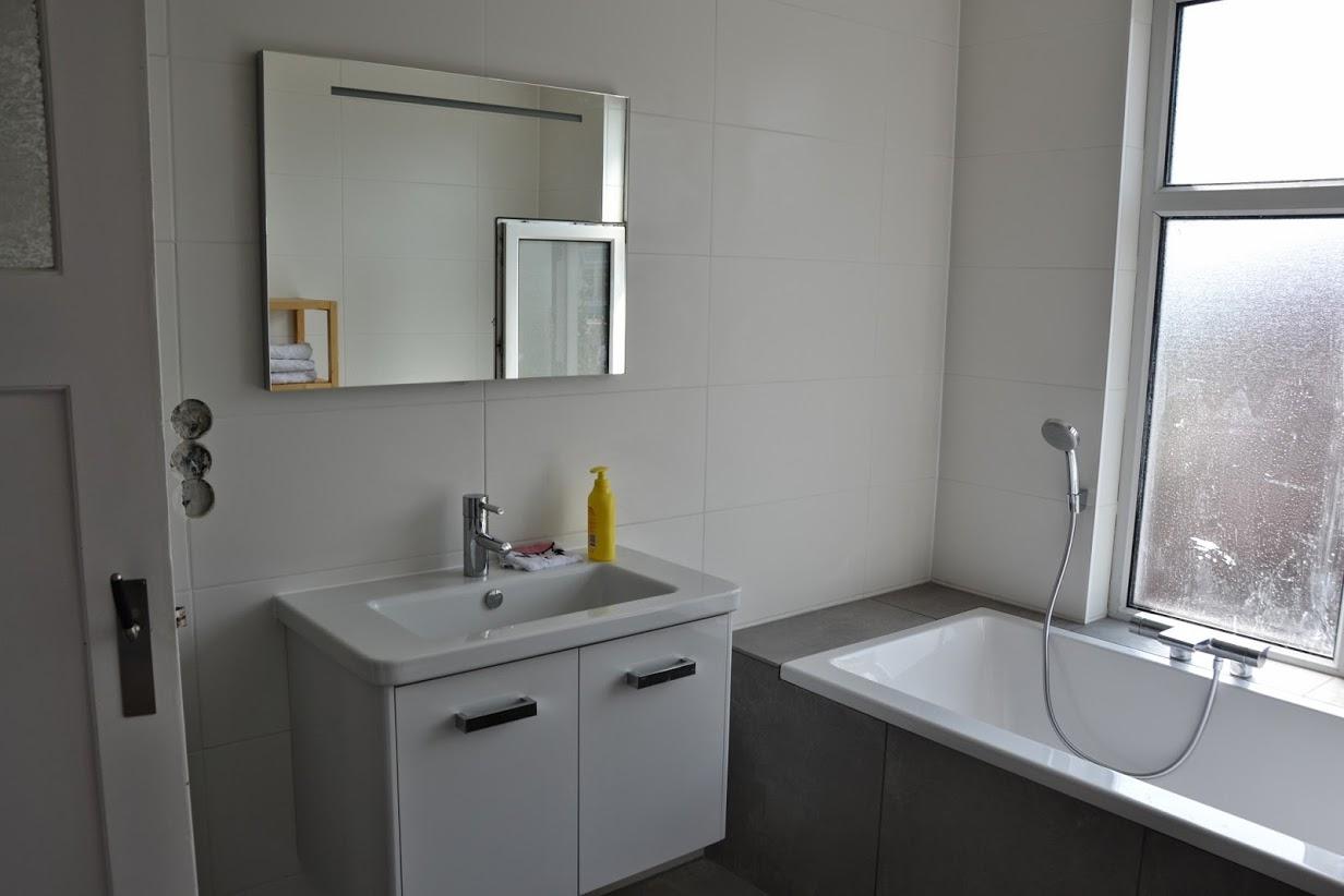 Badkamers - Bouwservice J. van Duinen - aannemer Groningen